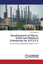 Development of Micro, Small and Medium Enterprises by A.P.S.F.C