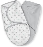 SwaddleMe Original Swaddle 2-pack Stary Skies small