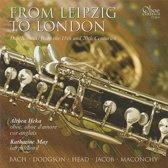 From Leipzig To London - Duo Sonatas