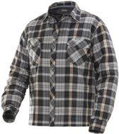 5157 Worker Shirt dark grey/orange xl