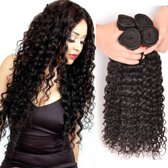 Hair Weave bundel Virgin human hair jerry curl 18