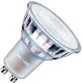 GU10 4.3W 40° PHILIPS MASTER spotMV LED lamp (dimbaar)
