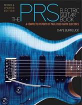Burrluck Dave the Prs Electric Guitar Book Complete History Gtr Bam Bk