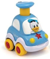 Clementoni Press & Go Auto Donald Duck