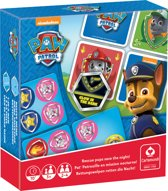 Paw Patrol 3 in 1 Spellendoos – Kaartspellen – Met Glow in the Dark Kaarten