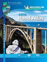 Michelin North America Road Atlas 2019