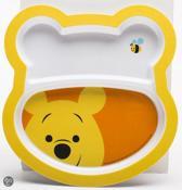 Zak! Designs Big Face Pooh Bord - 21 cm - Wit