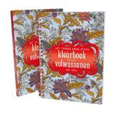 Het tweede enige echte kleurboek voor volwassenen op reis