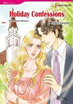 Omslag van 'HOLIDAY CONFESSIONS (Harlequin Comics)'
