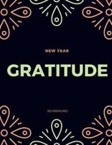 New Year Gratitude Journaling