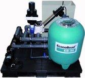 Aquaforte Econobead EB-60 Filtersysteem met Blue Eco 320 pomp