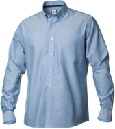New Oxford Shirts kobalt 3xl