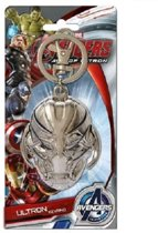 Avengers - Ultron Pewter Keychain