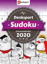 SUDOKU scheurkalender 2020