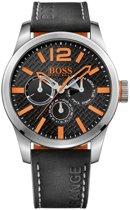 Hugo Boss Orange HO1513228 horloge heren - zwart - edelstaal