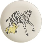 Hungry Zebra Plate