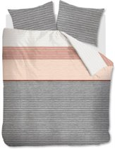 Beddinghouse Chalk - Dekbedovertrek - Tweepersoons - 200x200/220 cm - Nude