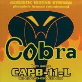 Cobra snarenset Western gitaar