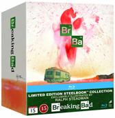 Breaking Bad - The Complete Series (Blu-ray Steelbook Limited Edition) Import zonder NL