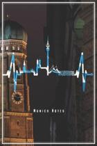 Munich Notes: M�nchen Notizbuch Planer Tagebuch Schreibheft (Punktraster / Dot Grid, 120 Seiten, 15,2 x 22.9 cm, 6'' x 9'') Geschenk F