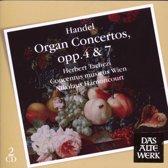 Handel:Organ Concertos Op.4&7