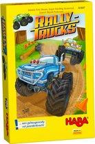 HABA Spel - Rallytrucks