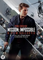 Mission: Impossible 1 t/m 6 boxset