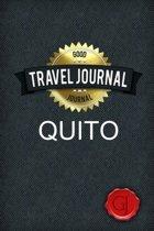 Travel Journal Quito