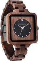 De officiële WoodWatch | Axinite Horizon | Houten horloge