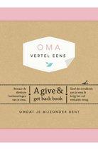 Boek cover Vertel eens - Oma, vertel eens van Elma van Vliet (Hardcover)