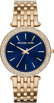 | Michael Kors MK3400 Horloge Staal