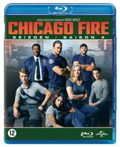 Chicago Fire - Seizoen 4 (Blu-ray)