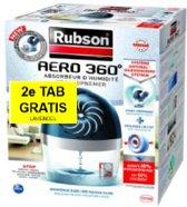 Rubson AERO 360 + gratis tab Lavendel 450 gr