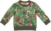 Someone Jongens sweaters Someone Sweater khaki 80