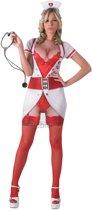 Sexy Verpleegster - Kostuum Volwassenen - Maat M - 38/40