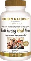 Golden Naturals Multi Strong Gold Tiener (60 vegetarische tabletten)