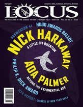 Locus Magazine, Issue #688, May 2018