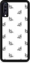 Galaxy A70 Hardcase hoesje Bee Good