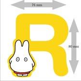 Nijntje Letter 8cm - R