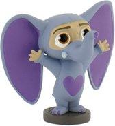 Bullyland - Walt Disneys Finnickphant uit Zootropolis - 5 cm hoog