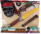 Toi-toys Piratenset Met Licht En Geluid