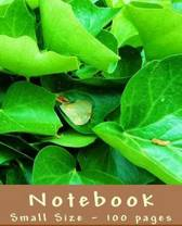 Notebook - Small Size - 100 Pages
