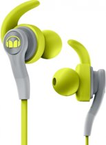 Monster iSport Compete In-Ear - Groen