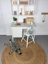 Kinderkamer Vloerkleed Zebra 60x90 - Madagaskar