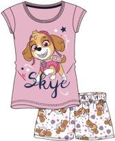 Paw patrol  Skye pyjama korte mouw - maat 98 cm / 3 jaar