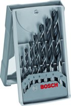 Bosch X-PRO houtboor set basic