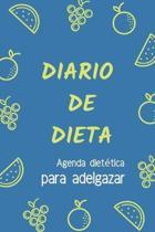 Diario de Dieta - Agenda diet�tica para adelgazar