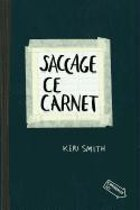 Saccage ce carnet (french)