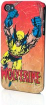 Marvel Satin Vintage iPhone 4 & 4S Hardcase Wolverine Red Rage