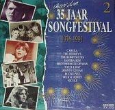 Meer dan 35 jaar Songfestival 1976 - 19991